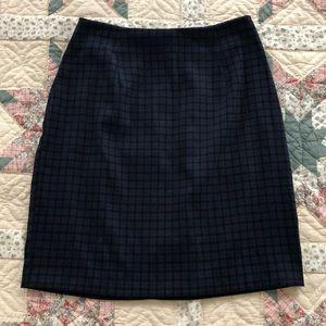 💙90s plaid pencil skirt 💙